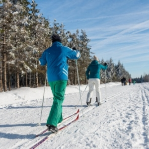 Les grands bons moments de l'hiver avec ou sans neige ( photo : eastbelgium )