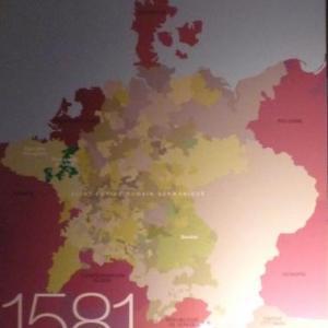 1581  periode cle en Europe