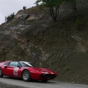 Maroc Classic Ferrari 308 GTS de 1980