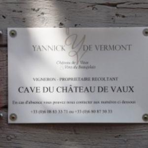 Le chateau de Clochemerle