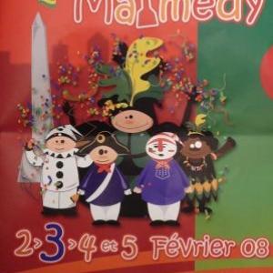 L'affiche 2008 realisee par Mlle Alysson Lagasse