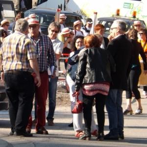 Le Bourgmestre waimerais accueille ses hotes