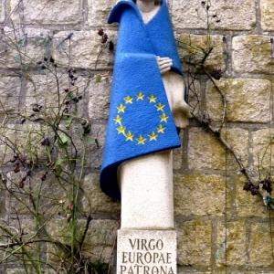 Fleury devant Douaumont : ND de l'Europe