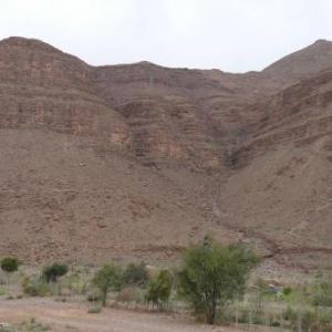 Dans la vallee du Ziz