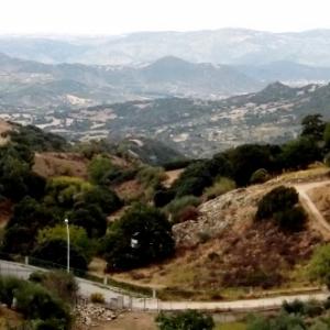 Le village d'Orgosolo