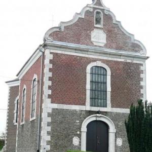 """La Chapelle """"Notre-Dame des Vertus"""" a Noblehaye - Bolland"""