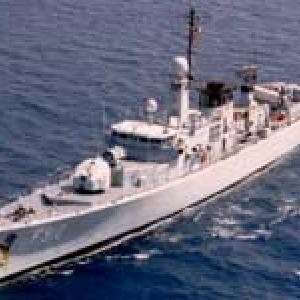 La fregate F910 Wielingen