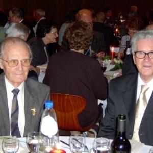 2005  Fete en l'honneur de  Maurice Bragard