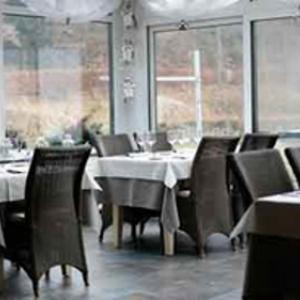 MALMEDY : Restaurant  A la truite argentee