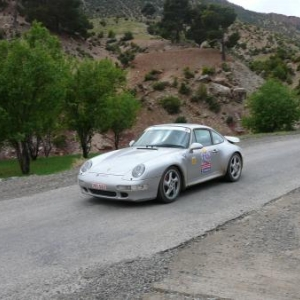 Maroc Prestige Porsche 911 Turbo de 1998