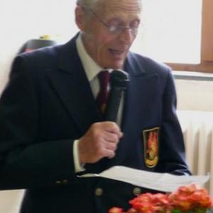 Les remerciements de M. MOOR, President du RCW