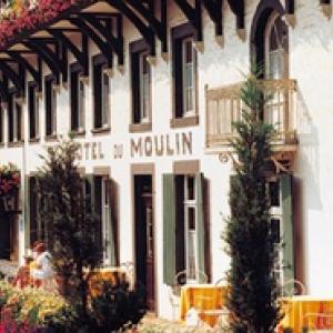 MALMEDY :  Hotel du Moulin  a Ligneuville