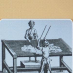 Table de battage