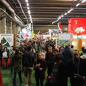 Vif succes du Salon a Anvers 14.712 visiteurs (Photo FWB Vlaanderen )