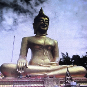 Big Budha à Pataya ( Thaïlande )