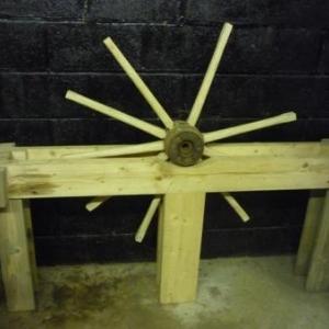 SOLWASTER  Atelier de charronnage