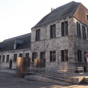 Liege : l'ancienne Halle aux viandes
