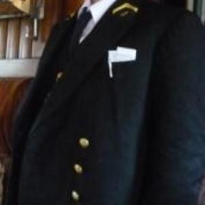 Le controleur en tenue