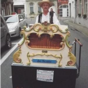 Orgue 32 T ( Pervijze / Belgique )