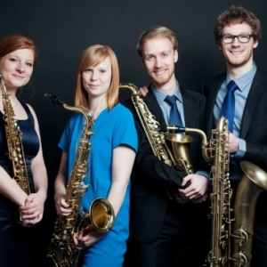 "6 septembre 2015  "" A'Meuse saxophone quartet """