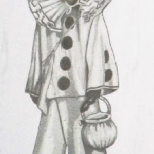 """Lu """"Pierot"""" (le Pierrot)"""