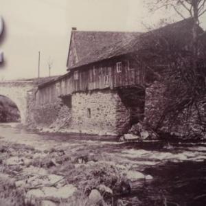 Le « Nou molin » fut construit entre 1862 et 1866.