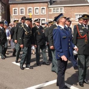 Les Autorites militaires