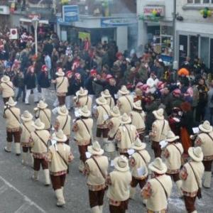 La parade du dimanche ...