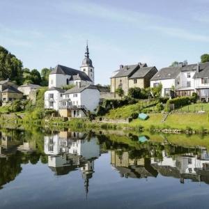 Chassepierre, classé sur la liste des plus beaux villages de Wallonie. © MAXIME ALEXANDRE