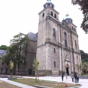 De magnifiques espaces ( La Cathedrale ( voir 3 )