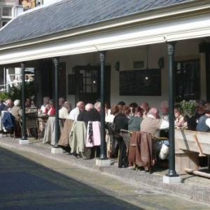"""Alkmaar : repas de fin de sejour au """" Buren """""""