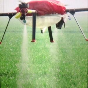 Les drones utilises en agriculture