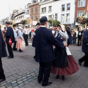 La danse commune