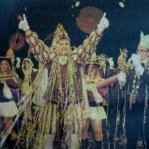 Est de la Belgique       Le Carnaval rhénan