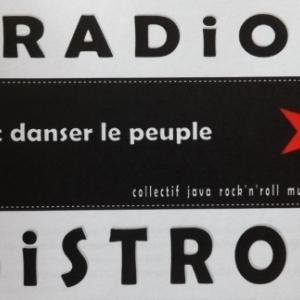20.06  RADIO BISTROT (13h00 à 13H45)