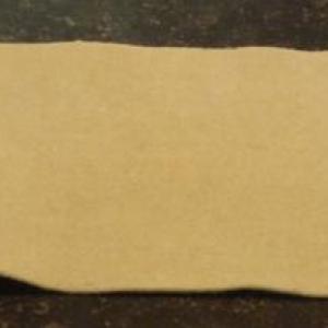 Musee du papier : la feuille de ellulose