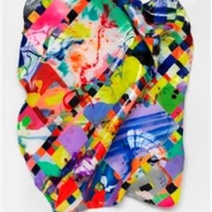 """Daniel KNORR """" Canvas sculptures """""""