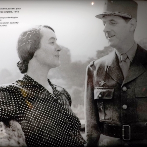 1942 Rencontre avec Yvonne, sa future épouse