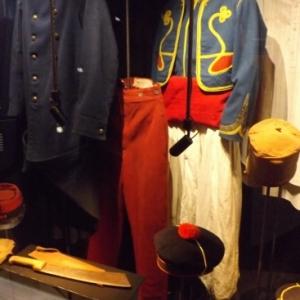 Les uniformes tres discrets des soldats francais