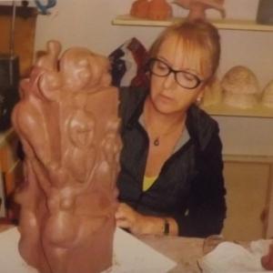 « Du papier à la sculpture »  … les secrets de fabrication des sculptures en papier mâché