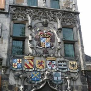 Delft : une facade au noble passe