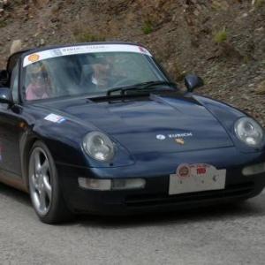 Maroc Prestige Porsche 911 Carrera 4 de 1997