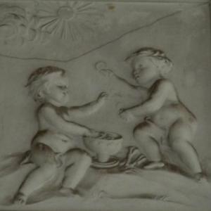 Autres putti ( nourrissons joufflus et moqueurs