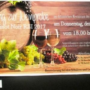 Projet d' invitation de RADERMACHER Maaike