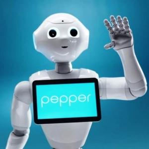 Peper le robot