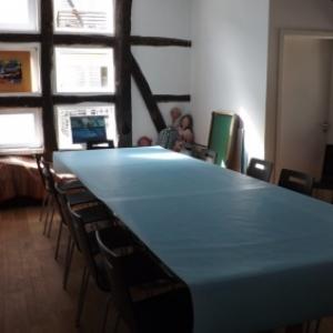 1er etage : Locaux pour activites diverses