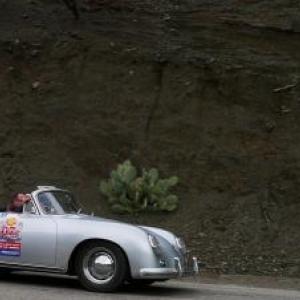 Maroc Classic Porsche 356 A Cabriolet de 1959