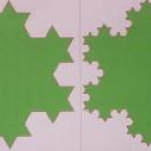 Theorie de la fractale