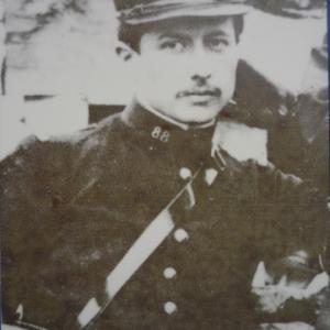 Alain Fournier, mort le 22.09.1914