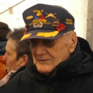 Harry Miller, le veteran americain